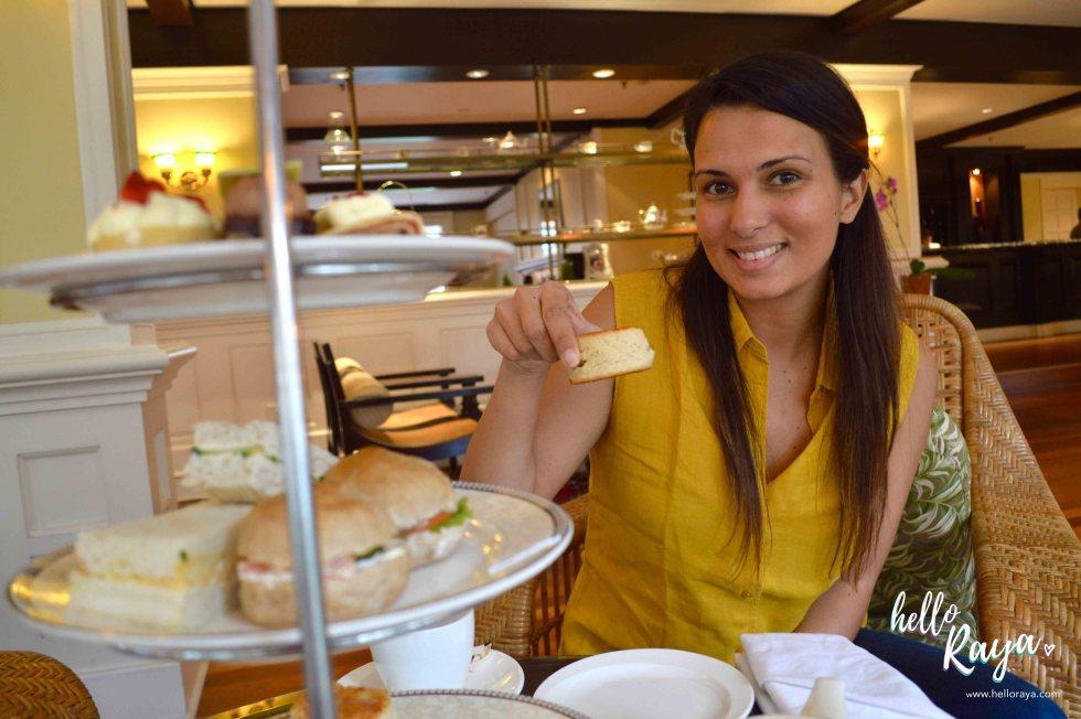 Afternoon Tea at the Jim Thompson Tea Room | Cameron Highlands Resort, Malaysia | Hello Raya Blog