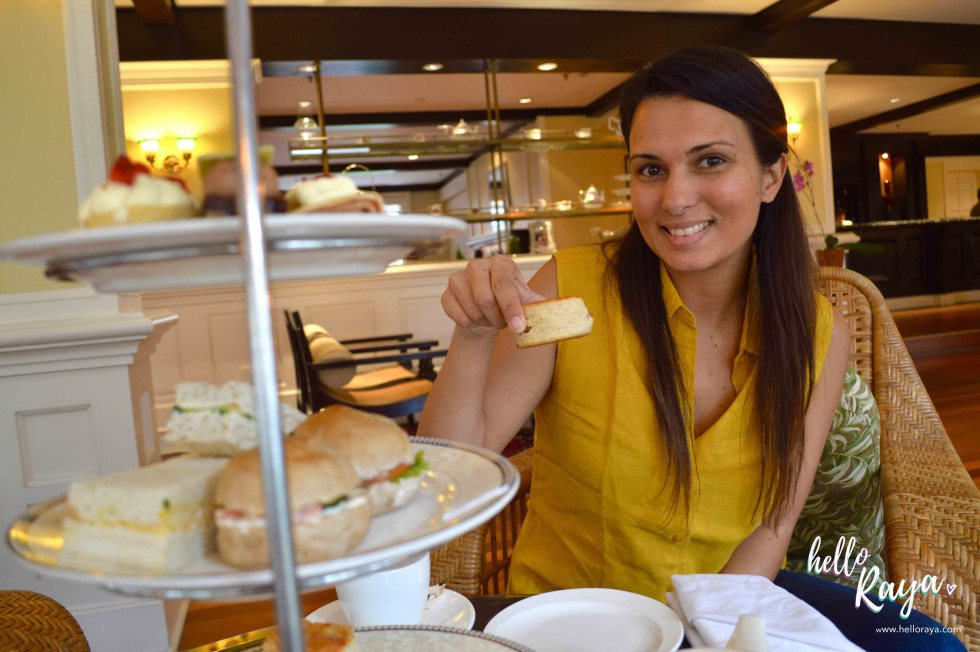 Afternoon Tea at the Jim Thompson Tea Room | Cameron Highlands Resort, Malaysia | Hello Raya Blog