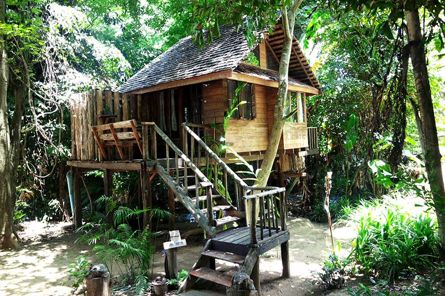 Rabeang Pasak Treehouse Resort   Places to Visit in Thailand   Travel in Thailand   Hello Raya Blog