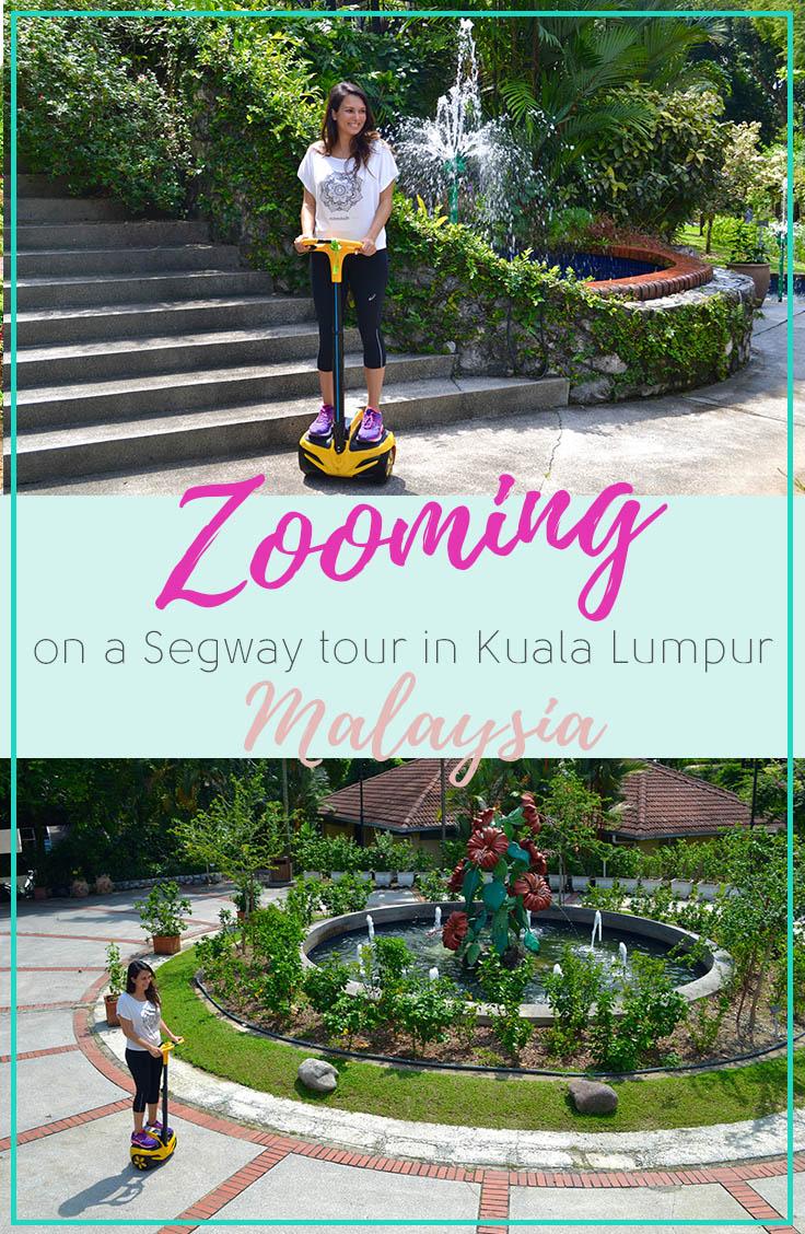 Segway Tour in Kuala Lumpur | Hello Raya Blog