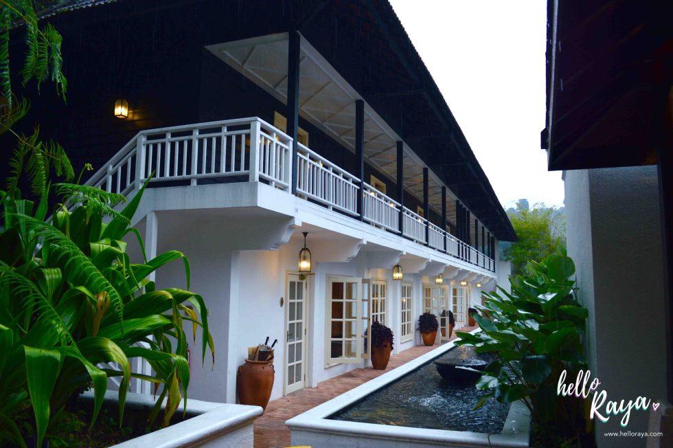 The Spa Area | Cameron Highlands Resort, Malaysia | Hello Raya Blog