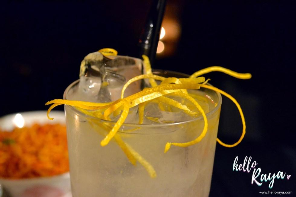 PS150 in Kuala Lumpur, Malaysia | The Salty Chinaman Cocktail | Hello Raya Blog