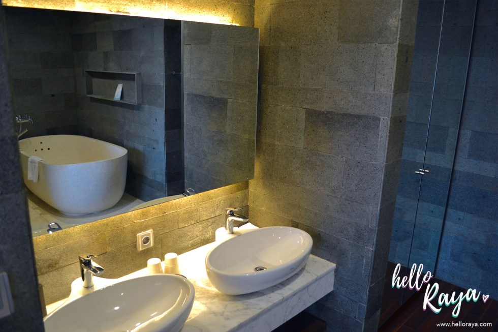 Watermark Hotel Jimbaran - Bali, Indonesia - Club Suite Room - Hello Raya Blog