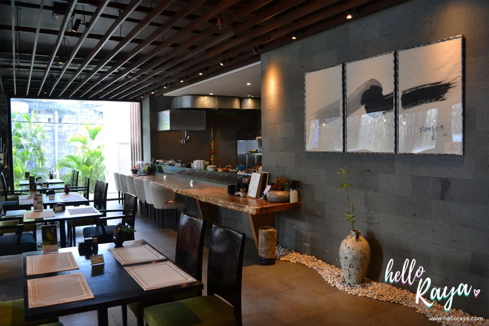 Watermark Hotel Jimbaran - Bali, Indonesia - Japanese Restaurant - Hello Raya Blog