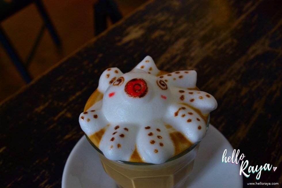 Instagrammable Cafe in Kuala Lumpur Malaysia - Coffee Amo   Hello Raya Blog