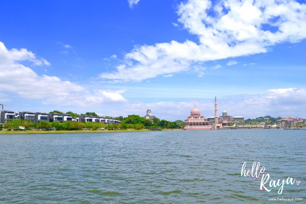 Putrajaya Lake | Exploring Putrajaya on a Segway | Kuala Lumpur, Malaysia | Hello Raya Blog