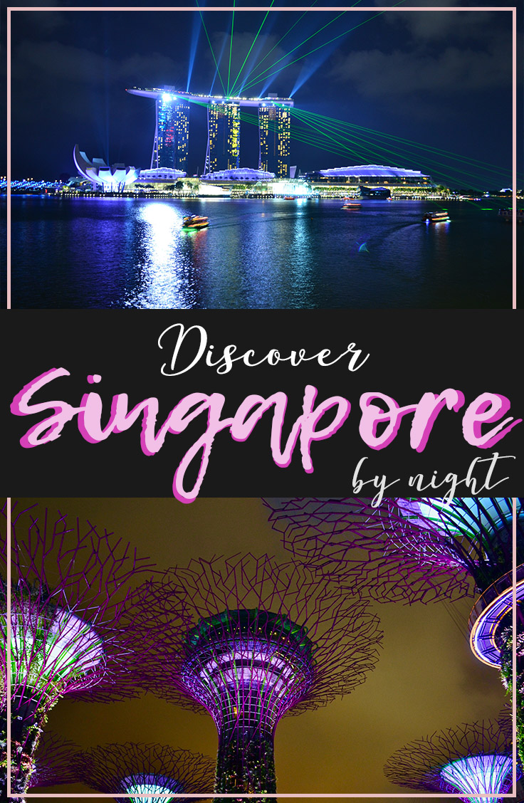Discovering Singapore by Night | Top 8 Things to do in Singapore at Night | Hello Raya Blog