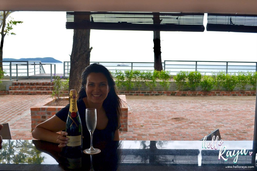 Paradise 101 by Naam in Langkawi - the OMG Bar on the Island | Hello Raya Blog
