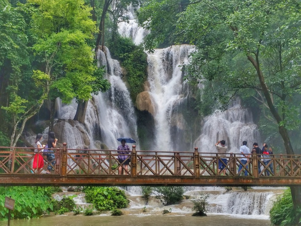 Ultimate Southeast Asia Bucket list - Experiences in Southeast Asia - Kuang Si Waterfalls | Hello Raya Blog