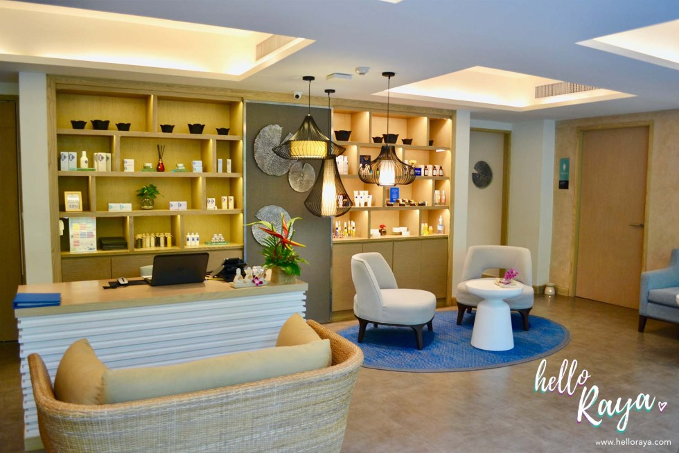 Hyatt Regency Phuket Resort | Nahm Spa | Hello Raya Blog
