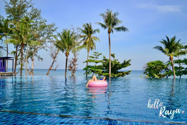 Hyatt Regency Phuket Resort | Pool Area | Hello Raya Blog