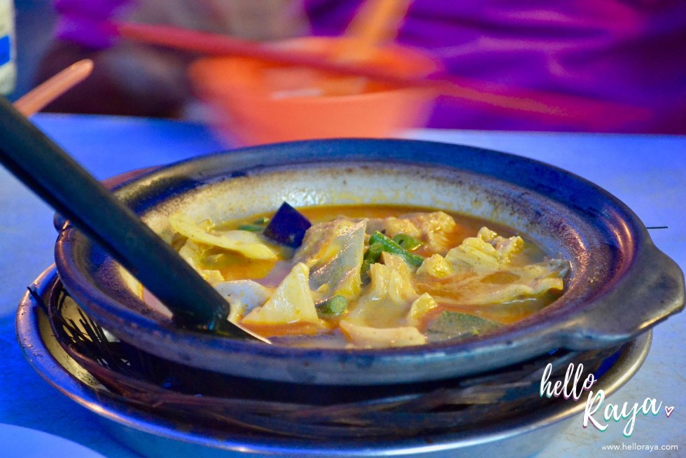 Food Tour Kuala Lumpur | Claypot Fish Head Curry | Hello Raya Blog