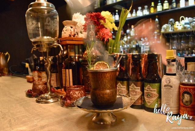 P&C Cocktail Bar Kuala Lumpur   Speakeasy Bar in Kuala Lumpur   Hello Raya Blog