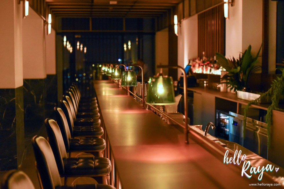 Pacific Standard Bar in KL at Alila Bangsar | Hello Raya Blog