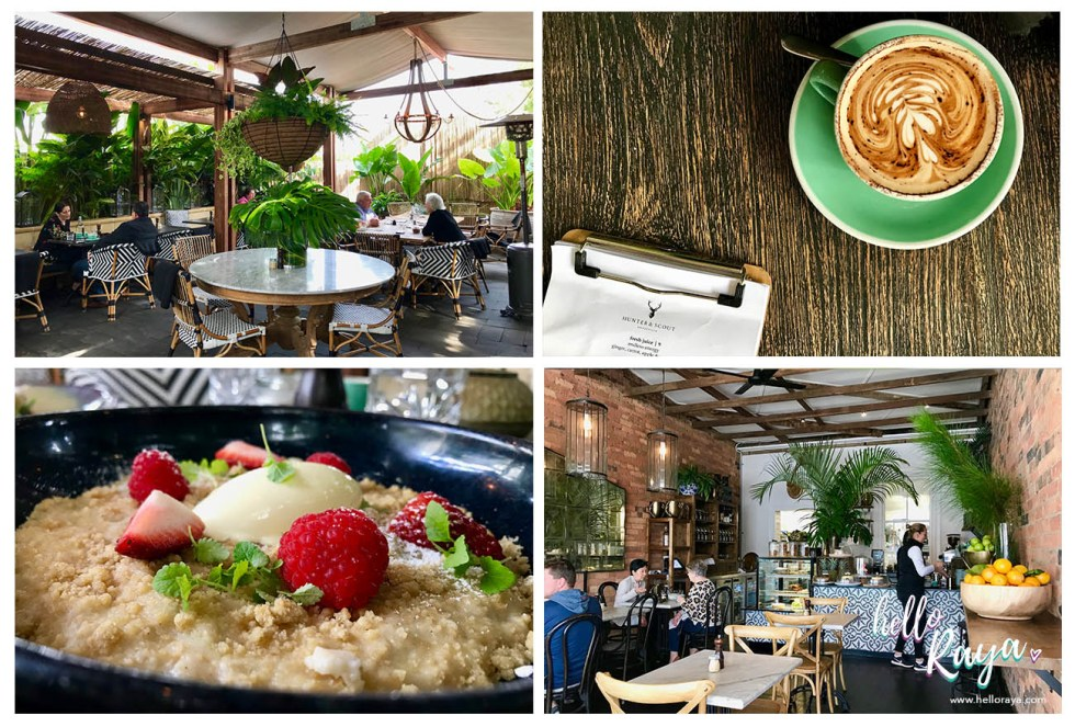 Best Restaurants in Brisbane - Hunter & Scout | Hello Raya Blog