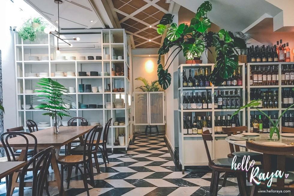 Isabel Restaurant & Bar in Kuala Lumpur, Malaysia | Hello Raya Blog