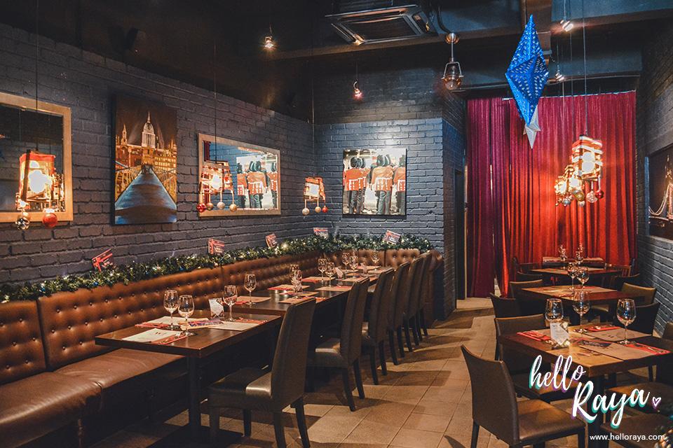 W1 Bangsar Kuala Lumpur | Restaurant in Bangsar | Hello Raya Blog