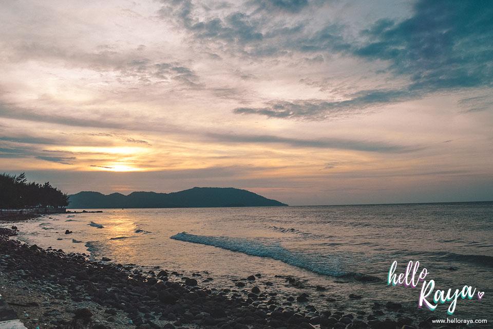 Pulau Weh Beach - Pantai Paradiso | Hello Raya Blog