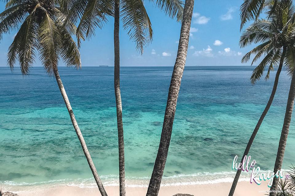 Pulau Weh Beach - Samur Tiga Beach   Hello Raya Blog