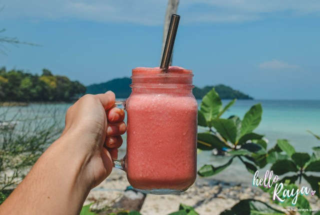 Tipsy Toby Cafe Pulau Weh | Bubble Addict | Hello Raya Blog