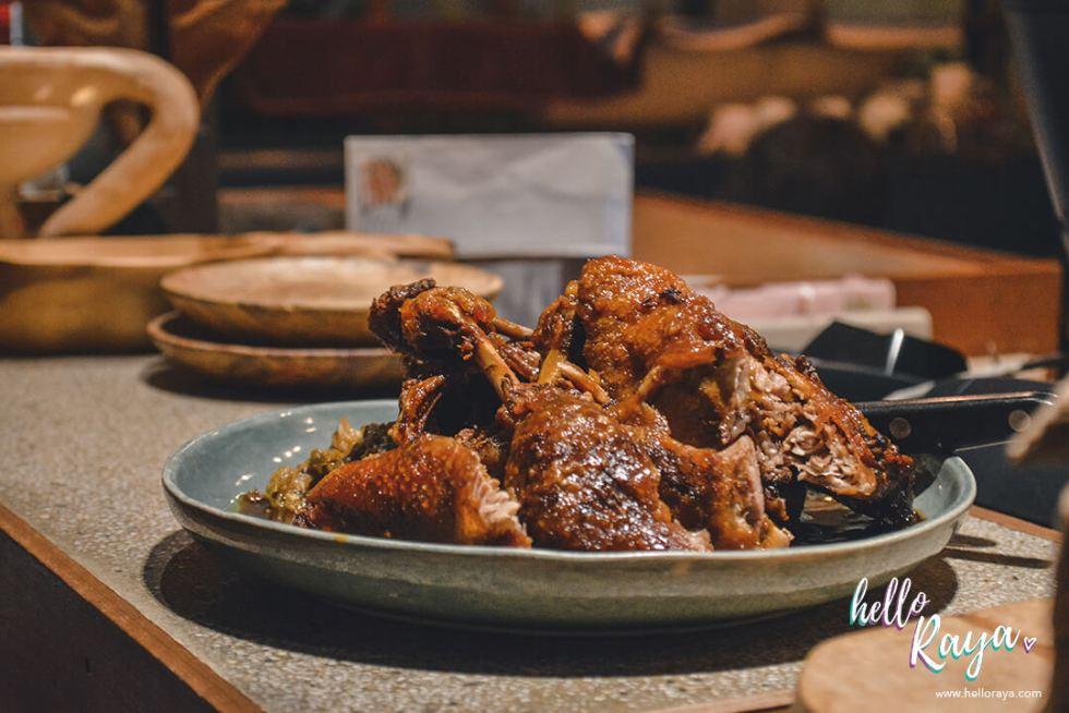 Chocha Foodstore Kuala Lumpur   Sticky Bebek Goreng   Hello Raya Blog