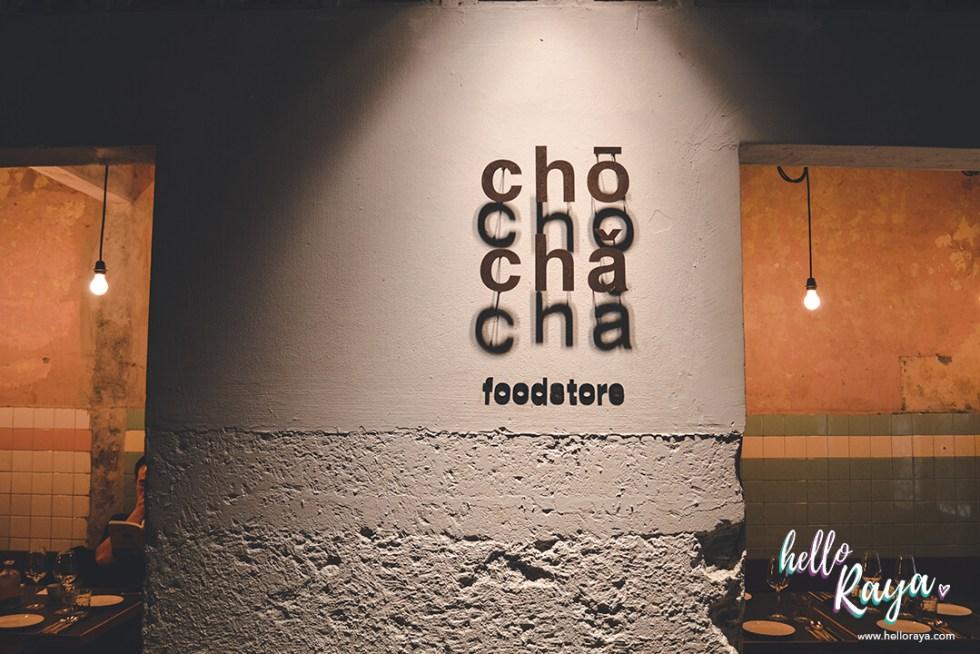Chocha Foodstore Kuala Lumpur | Hello Raya Blog