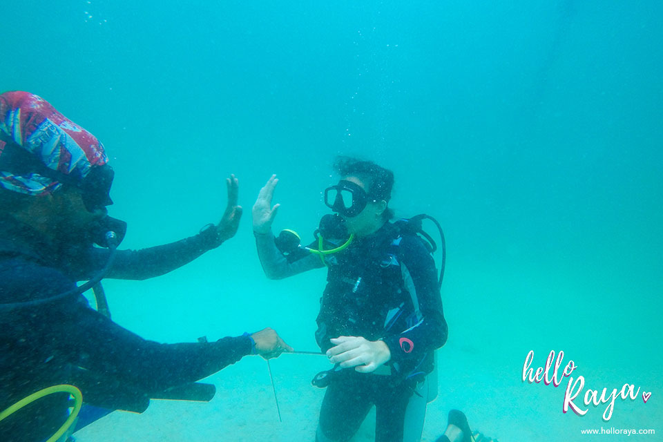 Diving Pulau Weh - Bubble Addict Dive Centre | Hello Raya Blog