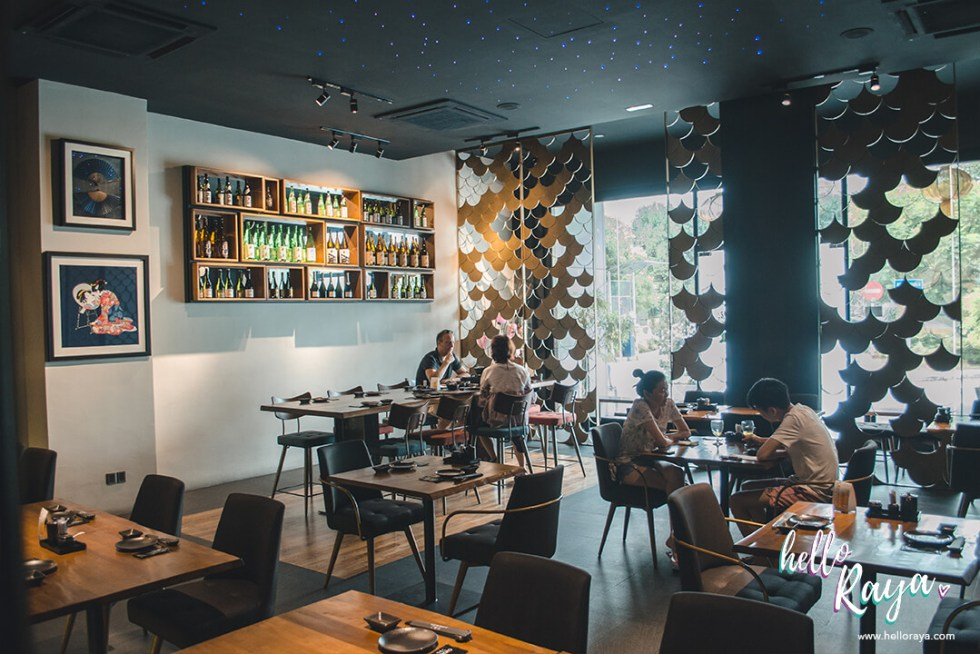 Uroko Japanese Restaurant KL - Venue   Hello Raya Blog