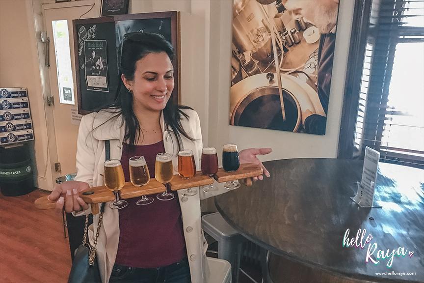 Barossa Valley Wineries - Barossa Valley Brewing   Hello Raya Blog
