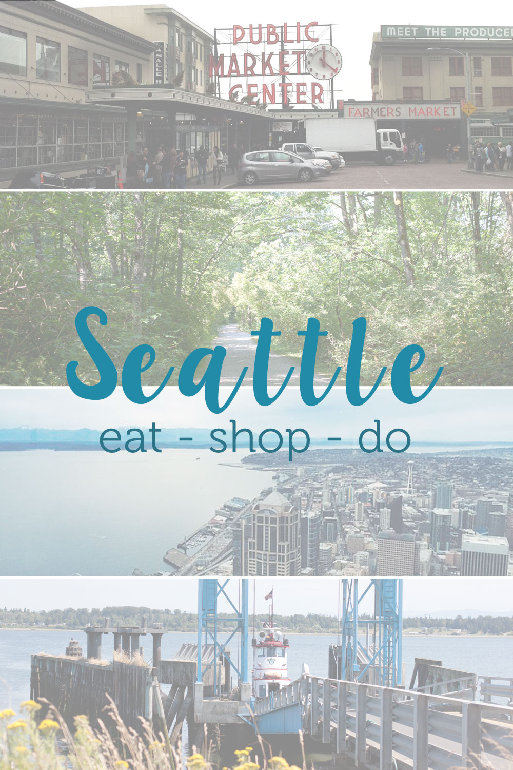 Visit Seattle: Eat, Shop, Do / hellorigby seattle fashion & lifestyle blog