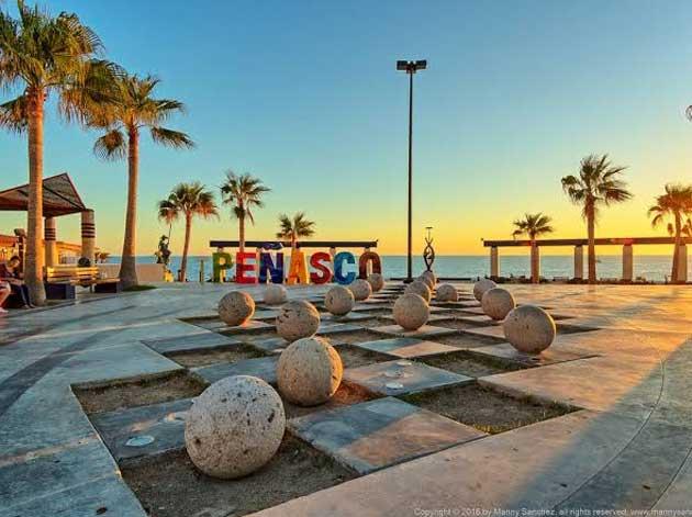 ▷ MALECON en Puerto Peñasco ◁【 Mexico Atracciones 】