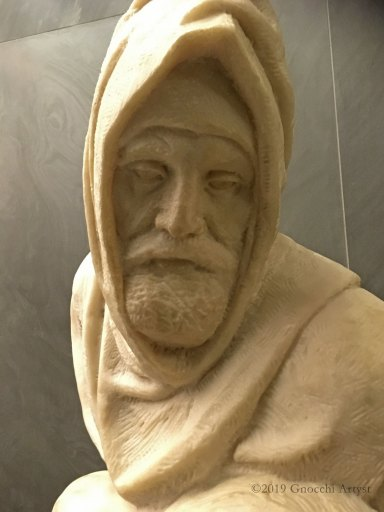 Tượng một ông già (Michelangelo)