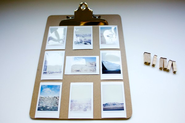 polaroid diy - 2