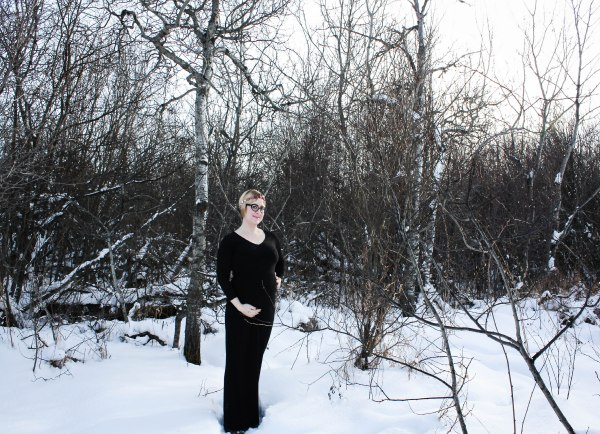 Winter Maternity Shoot - 18