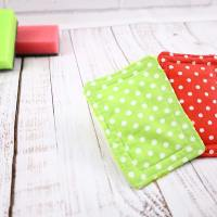 DIY Zero Waste Kitchen Sponges - Free Sewing Pattern