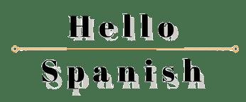 Hello Spanish Logo