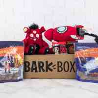 Barkbox August 2017 Subscription Box Review + Coupon - Large Dog
