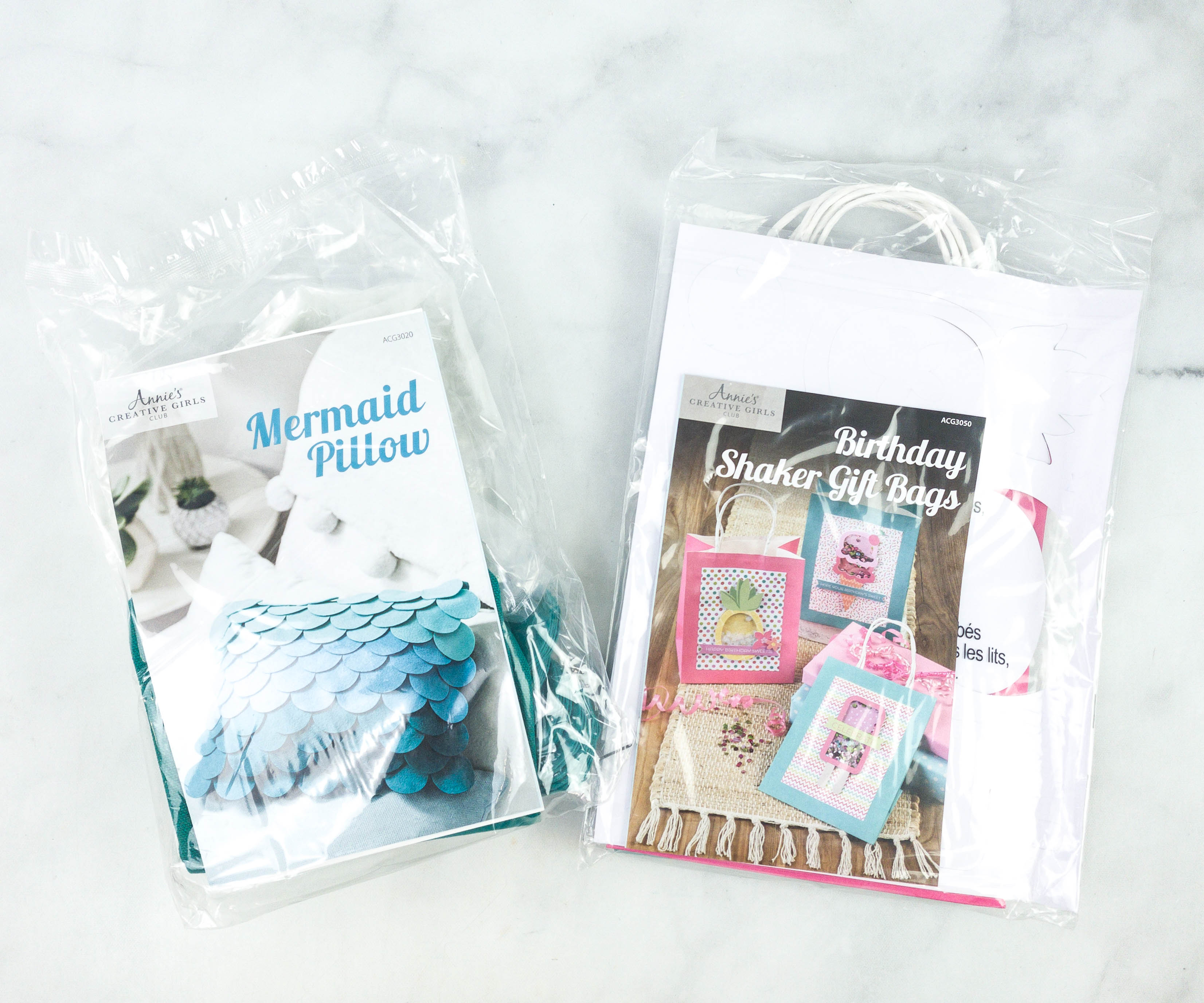 mermaid pillow birthday gift bags