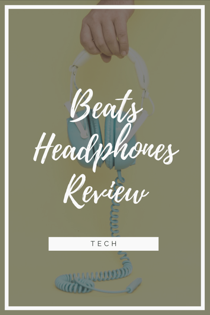 Do you live in an apartment? Perhaps you have a roommate that's always around? Maybe you just need to concentrate more... for all of those we have noise cancelling headphones. I personally use Beats, here's my handy little review!