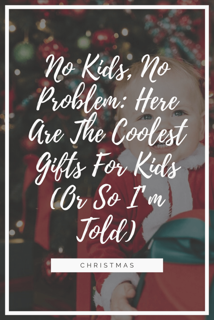 Looking for the coolest gifts for kid this year? We've complied a list of the things that we'd want if we were kids this year, check it out!