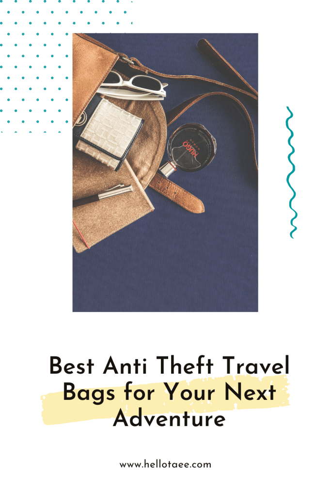 While we can't exactly make our way to another country this summer, that doesn't mean that we can't have an adventure. But that means you'll have to pack for one. So I highly recommend getting yourself one of these top picks for best anti theft travel bags.