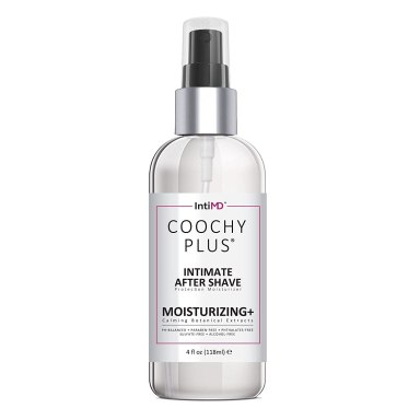 COOCHY Intimate After Shave Protection Moisturizer Plus