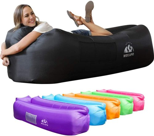 Wekapo Inflatable Lounger Beach Chair Plus Size
