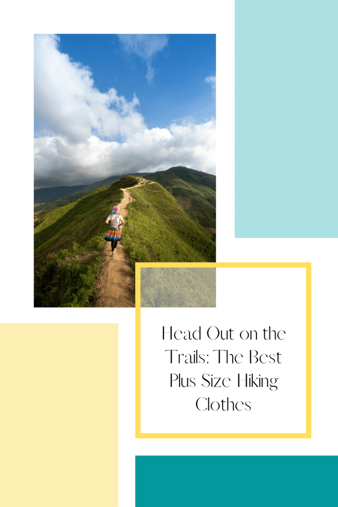 Headed out on the trails this summer? Here is the list of plus size hiking clothes that you should add to your wardrobe right away!