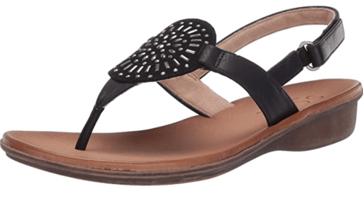SOUL Naturalizer Women's Stellar Flat Sandal