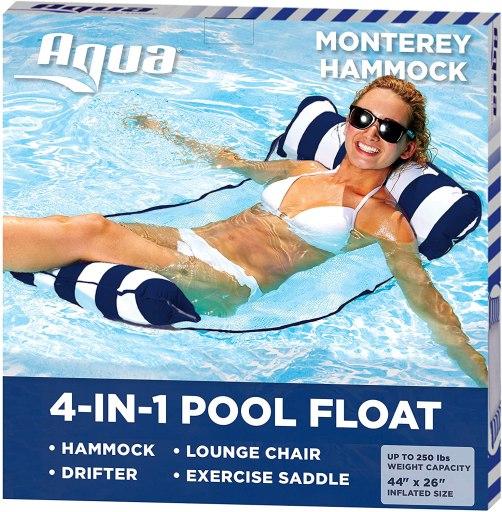 Aqua Leisure 4-in-1 hammock