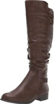 LifeStride Women's Faunia Knee High Boot