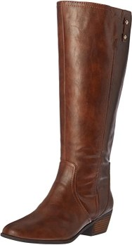 Dr. Scholl's Brilliance Wide Calf Riding Boot