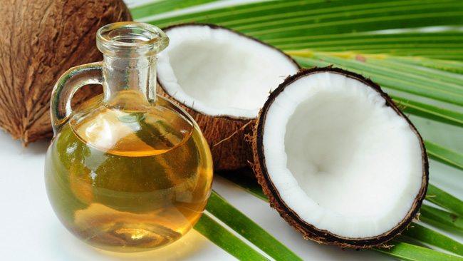 Green Tea And Coconut Oil?