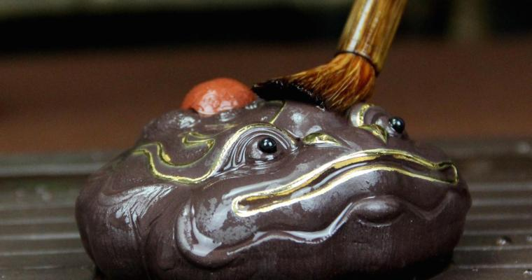 How Feng Shui, Money Frogs & The Tea Drinking Environment Are Related